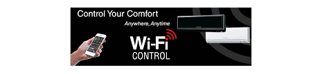 mitsubishi electric logo mitsubishi wifi control in perth needham air
