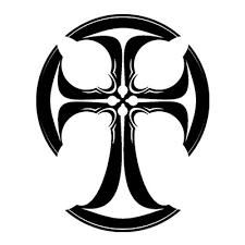 simple tribal cross tattoo designs 1000 geometric tattoos ideas
