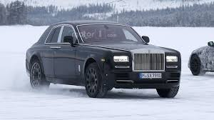 rolls royce cullinan rolls royce cullinan to reject suv type in favor of hsv