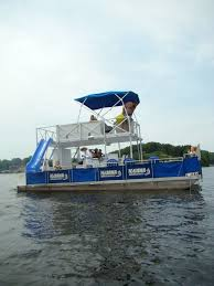 Party Cove Lake Of The Ozarks Map Party Barge Style Showing My Family Lake Of The Ozarks Pontoon