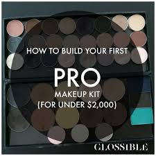 how to be a professional makeup artist 8 best projects to try images on becoming a makeup