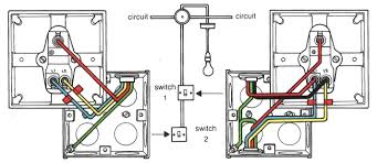 two way light switching 3 wire system new harmonised cable inside