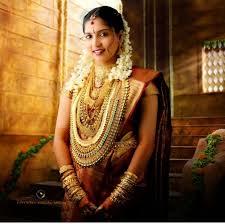 indian wedding silk saree jewellery wedding hair style