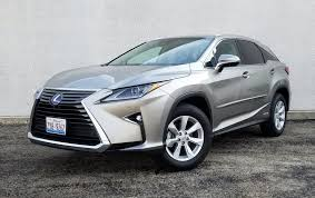 lexus tests test drive 2017 lexus rx 450h the daily drive consumer guide