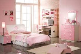eye catching wall mirror in sweet pink teenager bedroom idea eye catching wall mirror in sweet pink teenager bedroom idea