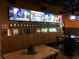 Thirsty Donkey Tap House Sports Grill Casa Grande On Tap Bar