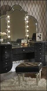 perfect decoration vanity set with lights for bedroom best makeup