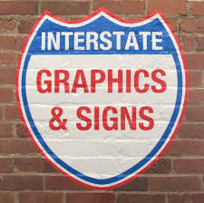 custom outdoor business signs interstate graphics u0026 signs