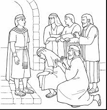 remarkable joseph bible story coloring pages with joseph coloring