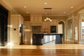 big kitchen house plans open house plans with large kitchens