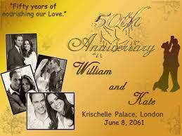 50th anniversary ideas wedding amazing 50th wedding anniversary willkate1 iamkrishiamae