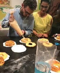 cours de cuisine en groupe cours de pâtisserie en groupe de travaile miladelice