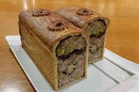 cuisiner foie gras frais recette de pâté en croûte de thym frais veau volaille et foie