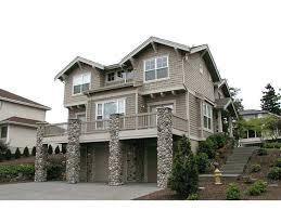 steep slope house plans house plans for hillside lots design for modern house plans sloped