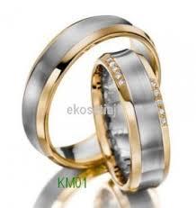 cincin lapis emas cincin kawin emas putih cincin palladium cincin tunangan
