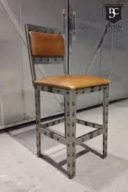 Furniture Best Furniture Counter Stools by Awesome Height Metal Counter Stool With Back Brown Leather