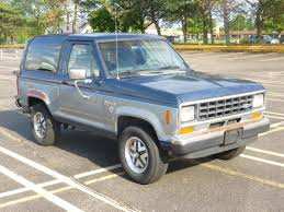 bronco car 2016 lost cars of the 1980s u2013 ford bronco ii hemmings daily