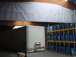 Automatic Fire Curtain Fire And Smoke Curtains That Are Both Efficient And Discreet Form