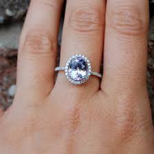 chagne diamond engagement ring lilac ideas collections