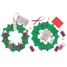 advent wreath kits hanging advent wreath craft kit sacramental seasonal