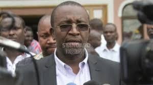 Seeking Nairobi Kionjo Meru Senator In Court Seeking Re Admission To The