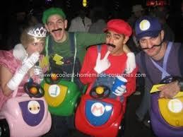 Toddler Luigi Halloween Costume 39 Mario Kart Costume Ideas Images Costume