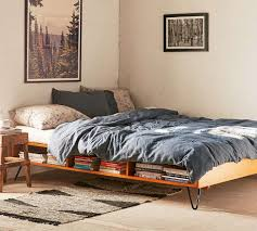 small space furniture 12 smart buys for tiny apartments curbed urban outfitters border storage platform bed 999