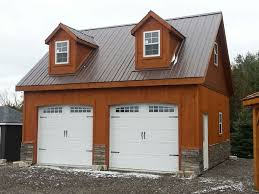 garage designs with loft home decor gallery