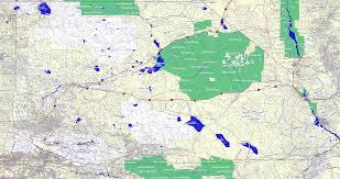 Map Of San Bernardino California Bridgehunter Com San Bernardino County California