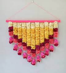 wall decor look of decorative wall hangings