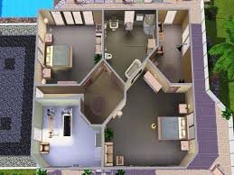 2 floor houses mod the sims paradise house 2 floors 2 bedrooms and