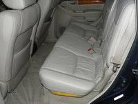 Lexus Gx470 Interior 2004 Lexus Gx 470 Interior Pictures Cargurus