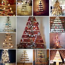 Simple Woodworking Projects For Christmas Presents by 25 Ideas Of How To Make A Wood Pallet Christmas Tree Pallet