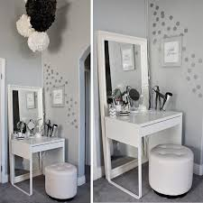 Small Makeup Desk 22 Small Dressing Area Ideas Bringing New Sensations Into Interior