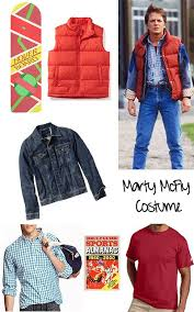 marty mcfly costume the costume for 2015 back to the future collegiate cook