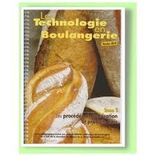 technologie cuisine cap la technologie en boulangerie tome 2 cap librairie gourmande