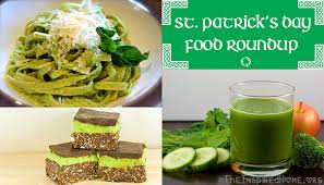 st patrick u0027s day food roundup u2022 the inspired home