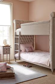 Little Girls Bunk Bed by Jack U0026tara U0027s Crown Bunk Beds Will Make Your Little Princesses Feel