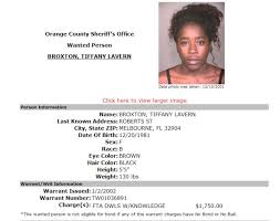 Free Bench Warrants Search - search on for wanted fugitives in brevard county