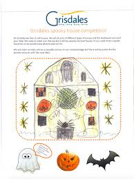 grisdales spooky house competition