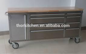 Tool Cabinet Wood 72
