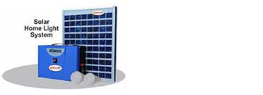 Solar Home Lighting System - welcome to sunflareindia