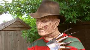 silicone mask halloween part 3 freddy krueger costume torched 3 silicone mask youtube
