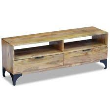 mango wood console table vidaxl solid mango wood tv stand unit sideboard console table