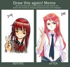 Draw It Again Meme - draw this again meme by demitasse lover on deviantart