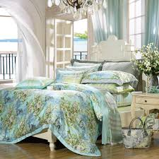 4 piece bedding set cabin in the woods duvet cover bed sheet