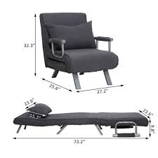 convertible sofas and chairs folding sleeper flip chair convertible sofa bed lounge couch pillow