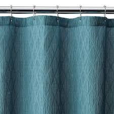 Shower Curtain Sale Croft U0026 Barrow Julia Geometric Shower Curtain Everything Turquoise