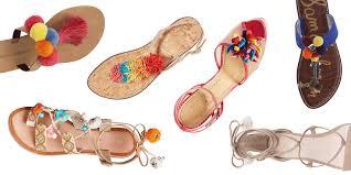 13 best pom pom shoes for spring 2018 stylish pom pom sandals