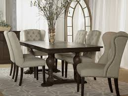 Cloth Dining Room Chairs Home Design Ideas - Upholstery fabric for dining room chairs